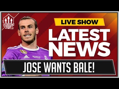 Gareth BALE'S Transfer To MANCHESTER UNITED In Danger! MAN U
