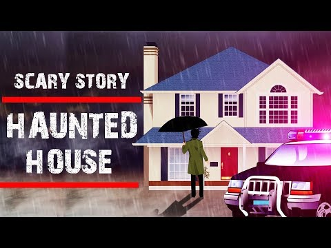 Scary Story of A Haunted House (Animated in Hindi) |TAF|