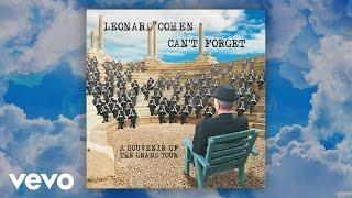 leonard cohen cant forget a souvenir of the grand tour audio