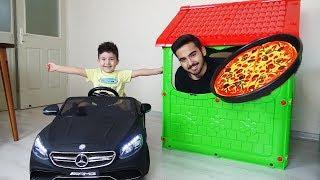 Yusuf Pizza Almaya Gitti | Eğlenceli Çocuk Videoları
