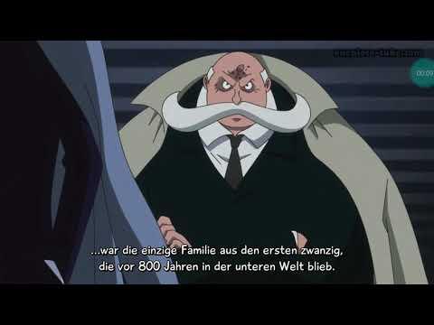 One Piece:889 -Die Fünf Wiessen Gehen Zum Inu-sama!german Sub!
