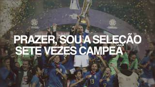 Seleção Brasileira Feminina: conheça as campeãs da América thumbnail
