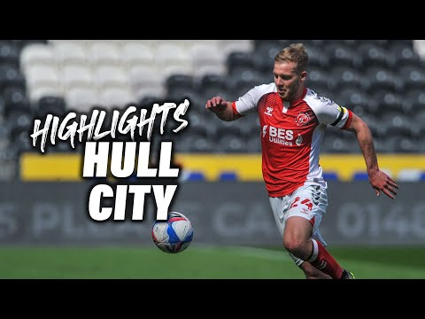 Hull Fleetwood Town Goals And Highlights