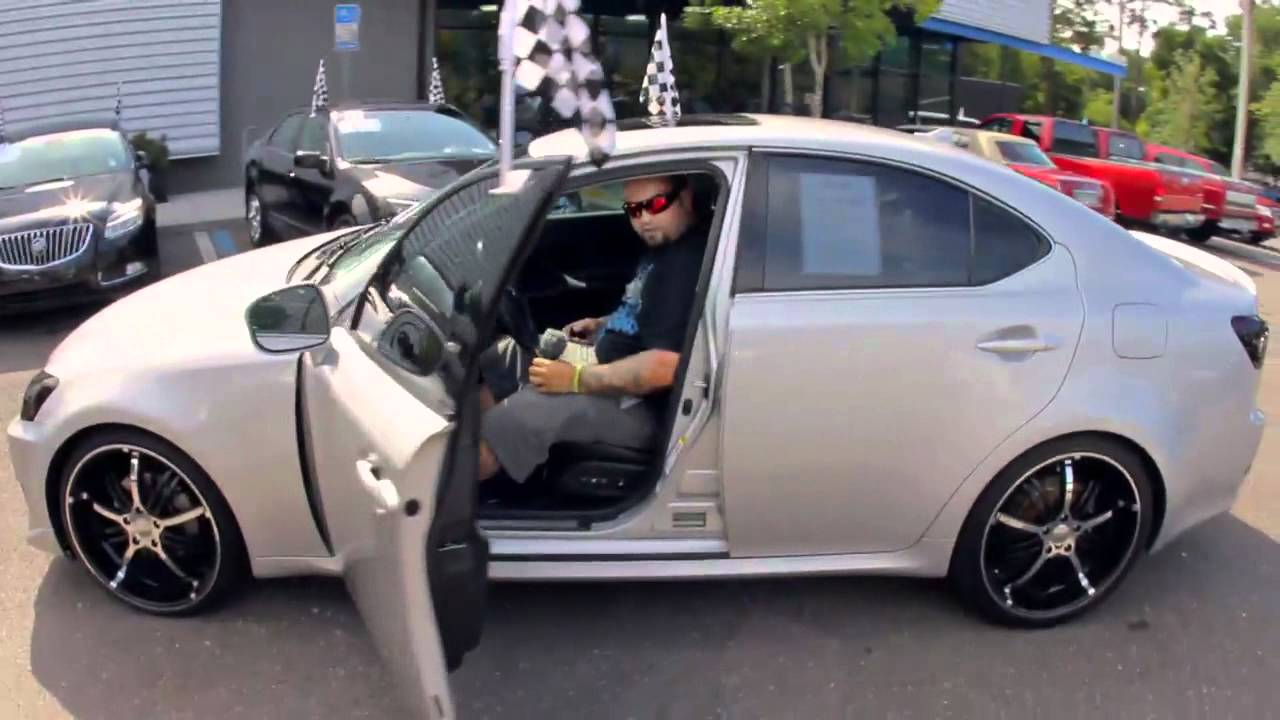 Autoline S 2007 Lexus Is 250 Walk Around Review Test Drive Youtube