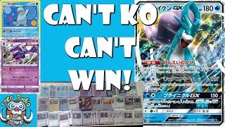 Suicune is the latest Pokemon deck that's doing well in Japan, desp...