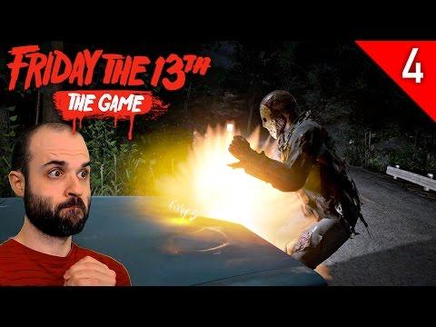 TAN CERCA Y A LA VEZ TAN LEJOS | FRIDAY THE 13th Gameplay Español