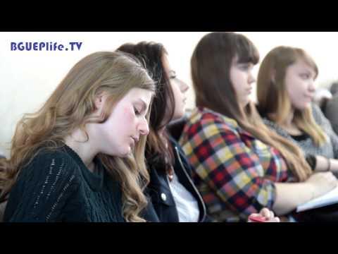 BGUEPlife.TV - Новости, 8 выпуск