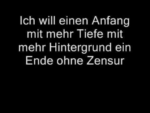 Clueso-Keinen Zentimeter with lyrics