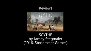 Scythe Review by All the Games You Like Are Bad