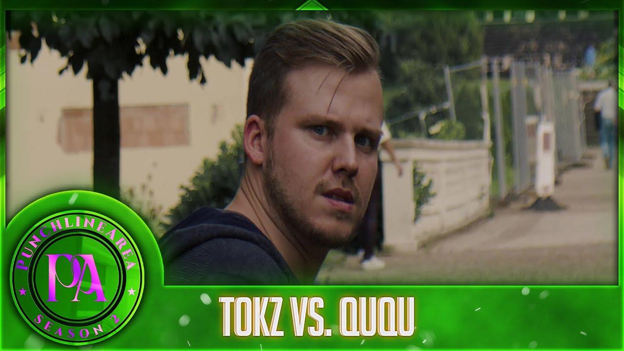 Tokz vs. QuQu - PunchlineArea 2 - 8tel-Finale HR (1/8)
