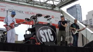 U2 - Cover - Real Thing - played by Start the Car, Toronto - 2015 Rat Race for United Way