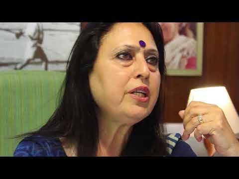 Interview Ameeta Mulla Wattal by Goethe-Institut
