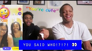 Asking Random Girls Who Would They Rather Take Home 👀 | Monkey App