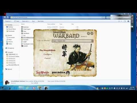 Mount&Blade Warband - Mod Error
