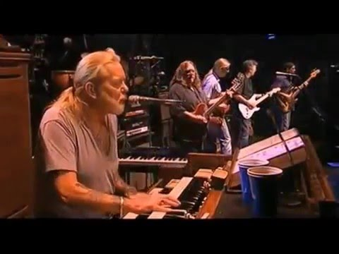The Allman Brothers Band with Eric Clapton # 2009