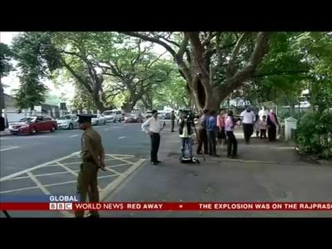 Tamil Guardian on BBC World News Service discussing Sri Lanka's parliamentary elections