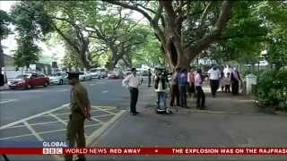 Tamil Guardian on BBC World News Service discussing Sri Lanka