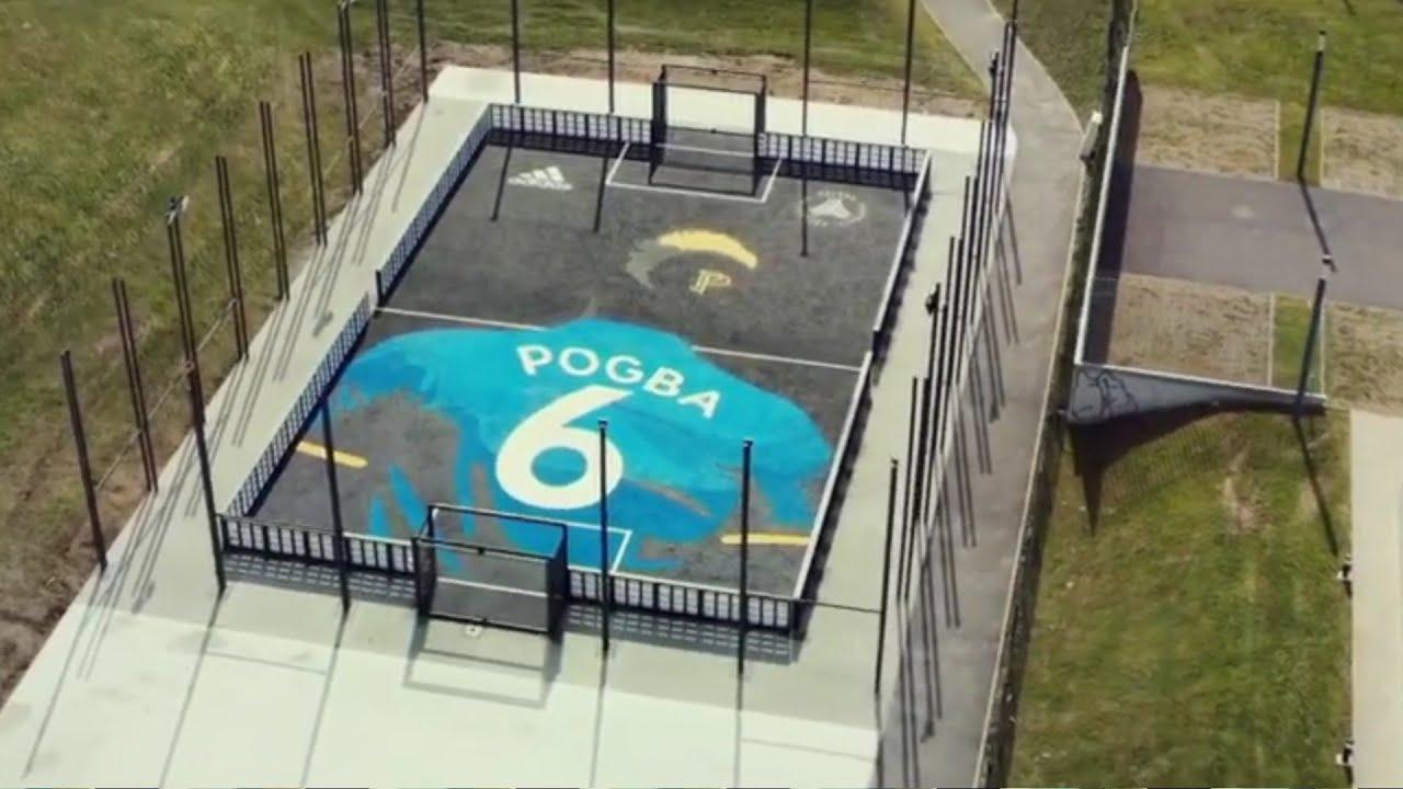 """Musique de la pub Adidas Euro 2020 x Paul Pogba – non au racisme """"impossible is nothing""""  2021"""
