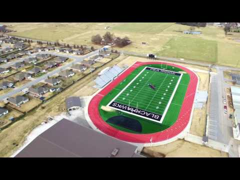 Geo-Surfaces at Pea Ridge High School