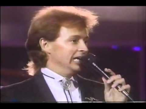 Star Search 80s KEITH MITCHELL  IF I RULED THE WORLD