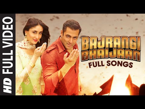 Bajrangi Bhaijaan FULL VIDEO Songs with Dialogues...