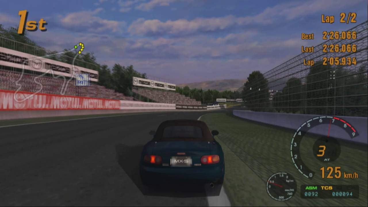 Gran turismo 3 a-spec rom (iso) download for sony playstation 2.