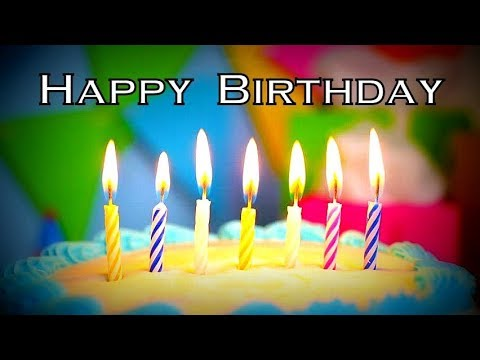 Cumpleaños Feliz Happy Birthday Song In Spanish