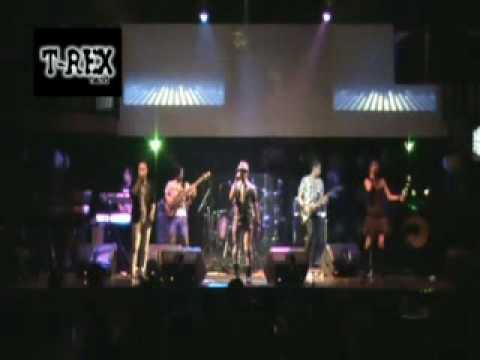 T-REX BAND BALI - Bohemian rhapsody