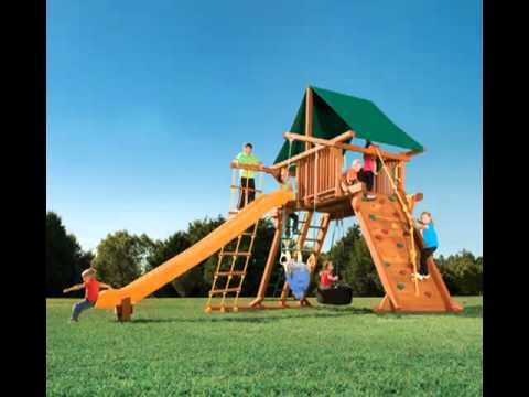 Nashville Wooden Swing - Call 615-595-5565 - Happy Backyards