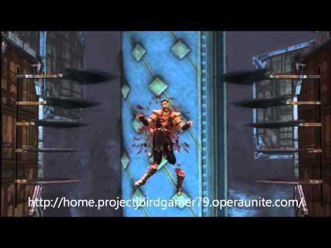 Mortal Kombat 9 (2011) Scorpion's Stage Fatality