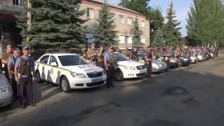 Славянск - спецоперация по безопасности дорожного движения