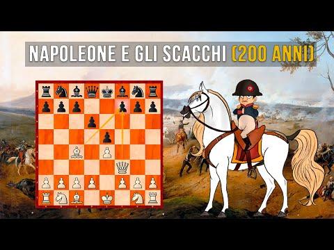 Le Partite di Scacchi di Napoleone! (Speciale 200 Anni dalla sua Morte) - Parte 1 - Mattoscacco