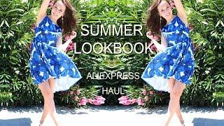 Лучшие покупки одежды на Aliexpress - LOOKBOOK (Часть 4)