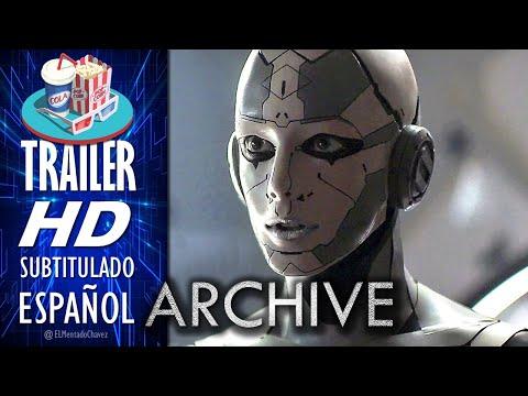 ARCHIVE (2020) 🎥 Tráiler Oficial En ESPAÑOL (Subtitulado) LATAM 🎬 Película, Ciencia Ficción