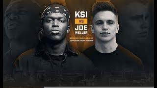 KSI vs JOE WELLER trailer (Fight Promo)