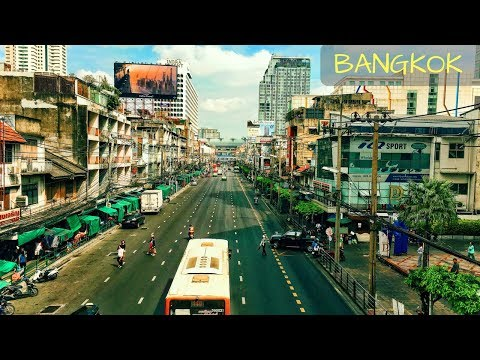 BANGKOK, THAILAND TRIP 2017 │2 MINUTES TRAVEL TRAILER