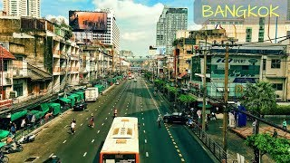 BEST WAY TO TRAVEL TO BANGKOK THAILAND │Thailand Travel Guide Video