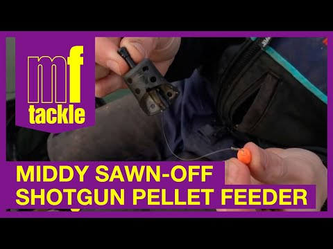 Middy Sawn-Off ShotGun Pellet Feeder
