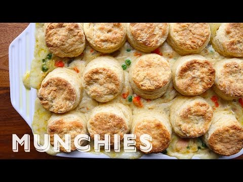 How-To: Make the Easiest Homemade Chicken Pot Pie