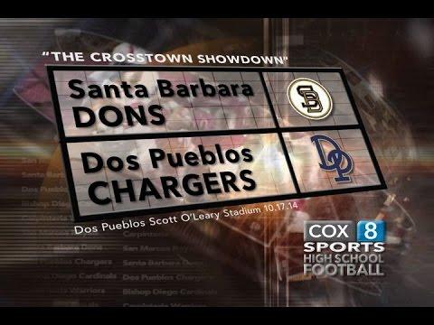 Santa Barbara Dons at Dos Pueblos Chargers 2014
