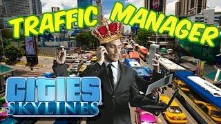 traffic Manager President Edition  Пробки долой! Обзор мода