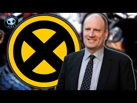 Kevin Feige is just waiting for Disney to ok XMEN