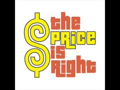 The Price is Right clang and whoops