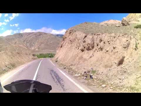 Overland Motorcycle Diaries pt2