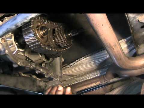 mercedes-ml430-transfer-case-chain-removal/install-pt2