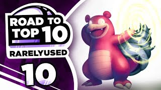 Pokemon Showdown Road to Top Ten: Pokemon Ultra Sun & Moon RU w/ PokeaimMD #10