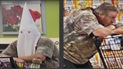 Man's appearance wearing KKK hood at Santee grocery store under investigation