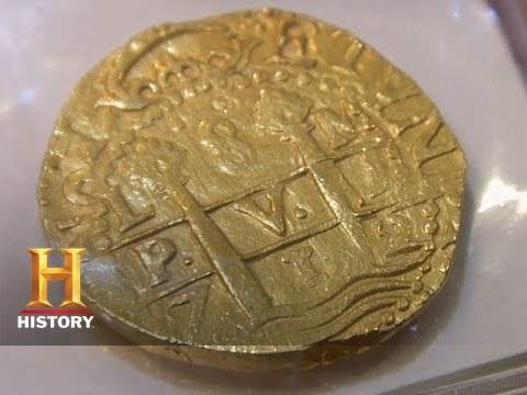 Best Of Pawn Stars: 1715 Spanish Fleet Coin | History