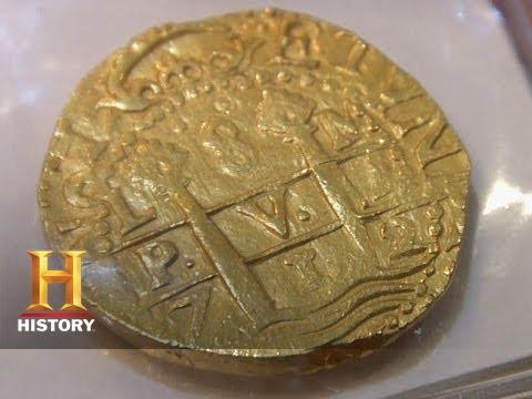 Best of Pawn Stars: 1715 Spanish Fleet Coin | History