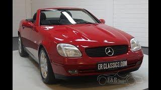Mercedes-Benz SLK 200 Roadster 1997  -VIDEO- www.ERclassics.com